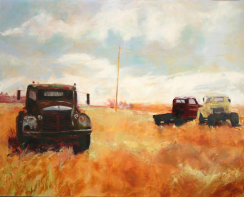 Field Trucks©Linda Suga